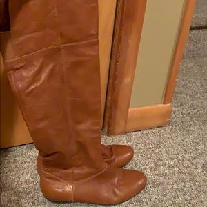 Chinese laundry night owl leather tall boots